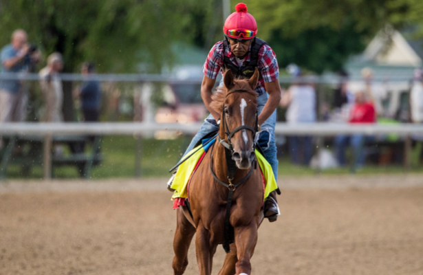 Romans weighing Breeders' Cup options after final works