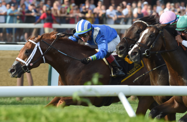 'Everything is a go' for Qurbaan's repeat Bernard Baruch quest