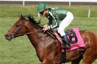Red Vine wins at Keeneland (4-18-14)