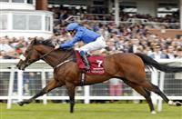 Ribchester wins 2017 Al Shaqab Lockinge Stakes (G1)