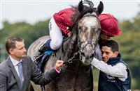 Roaring Lion rerouted to mile race on Ascot's Champions Day
