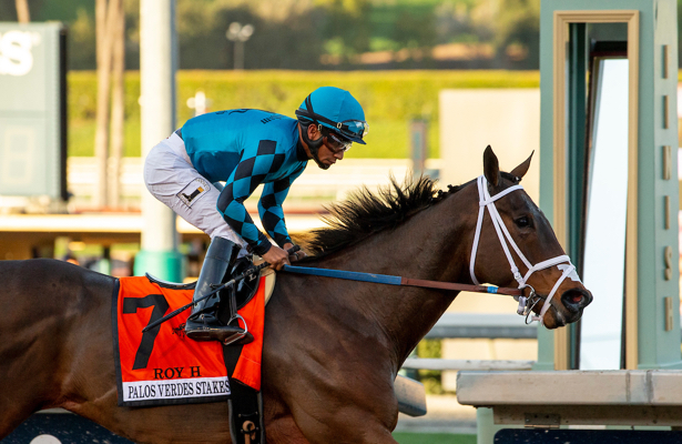 Santa Anita news: Roy H like 'the Lebron James of sprinters'