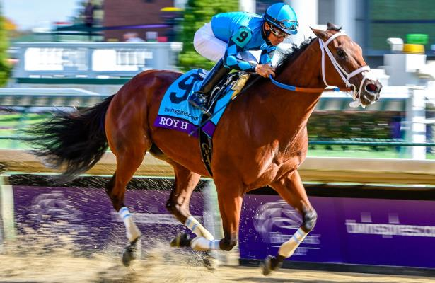 Stormy Liberal, Roy H on new paths to Breeders' Cup three-peats