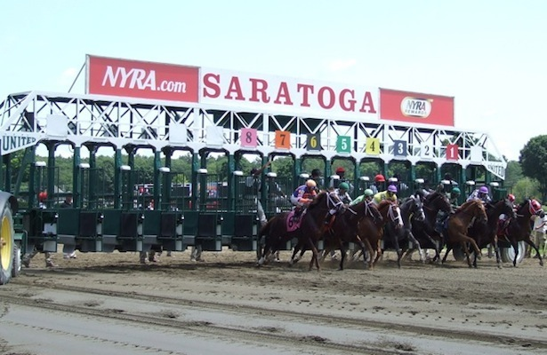 Saratoga Notebook: August 14th, 2014
