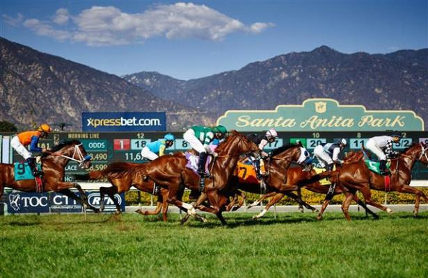 Transfer of Santa Anita race dates to Los Alamitos under discussion
