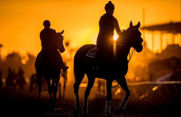 Could racing resume at Santa Anita? It's a 'fluid situation'