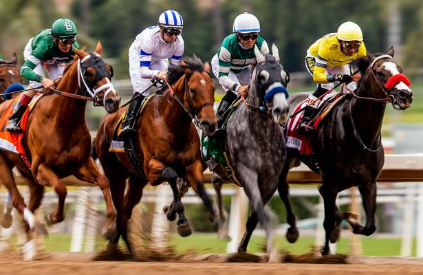 Santa Anita Park ceases racing on Health Department mandate