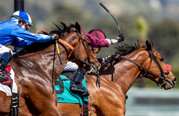 Santa Anita's no-whip test on hold; 'It would change the game'