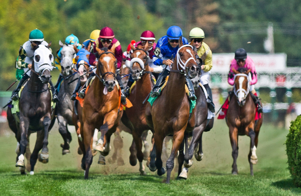 Champagne: Mostly off turf in Thursday's Saratoga Pick 5