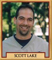 Trainer Scott Lake