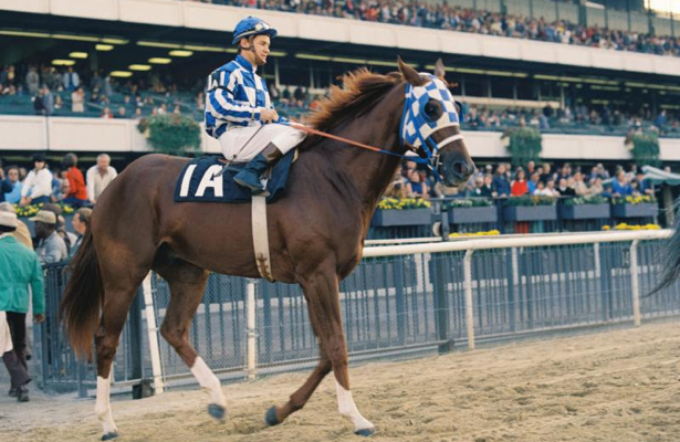 Secretariat trainer's memory lives on in South Carolina home