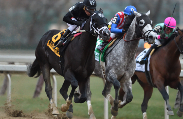 Weekend Rewind: Sharp Azteca a Pegasus World Cup contender