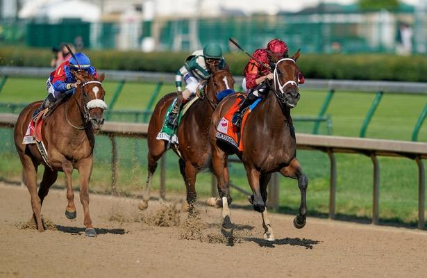 Oaks winner Shedaresthedevil set to face older in Keeneland's Spinster