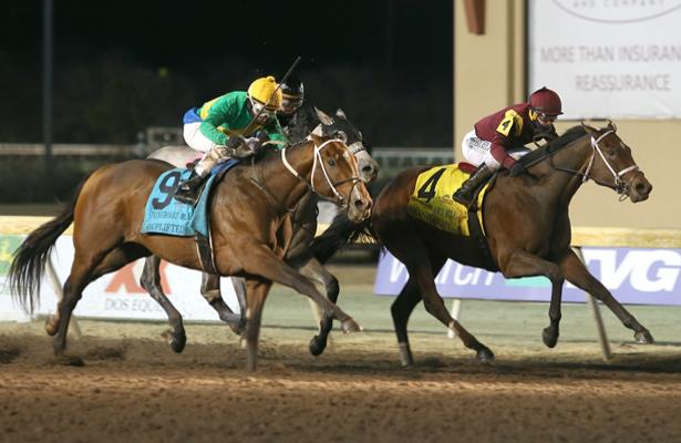 Remington Park on 'upward trajectory,' reporting handle increases