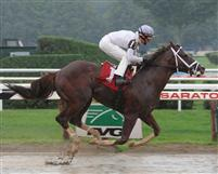 Skylord breaks maiden at Saratoga (8-5-10).