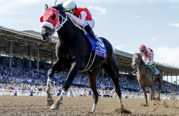 Zipse: Spun to Run takes top speed figures into Cigar Mile