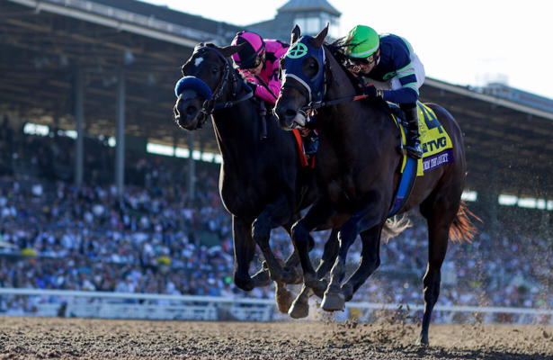 Division Rankings: Two Eclipse Award races appear undecided