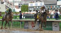Super Saver wins the 2010 Kentucky Derby