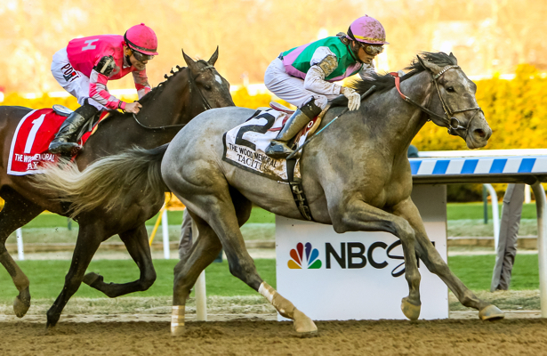That figures: Pace numbers are key to a Belmont Stakes pick