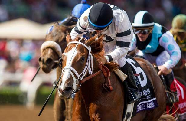 Take Charge Brandi Shocks The Breeders Cup Juvenile Fillies