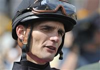 Jockey Jamie Theriot