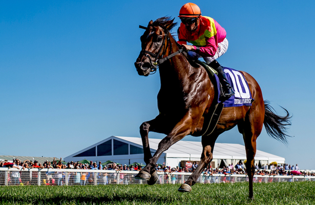 Bonus 'tempting,' but Totally Boss is straight to Breeders' Cup