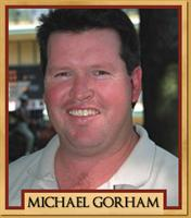 Trainer Michael Gorham