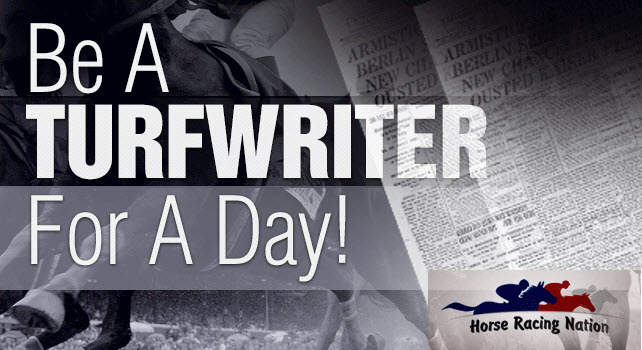 Be a Turfwriter