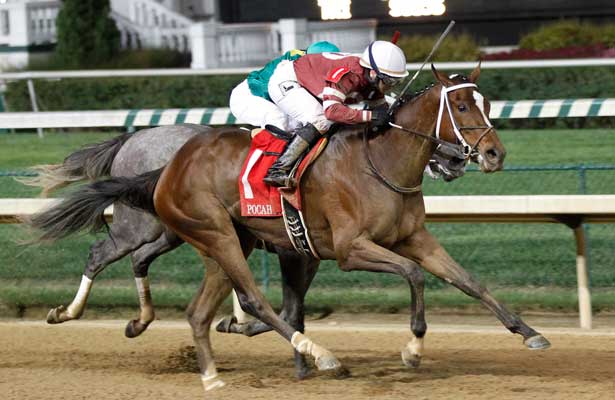 Untapable wins 2013 Pocahontas