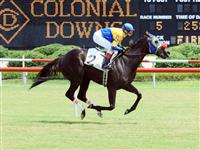 Valiant Star breaks maiden at Colonial Downs (6-20-10).