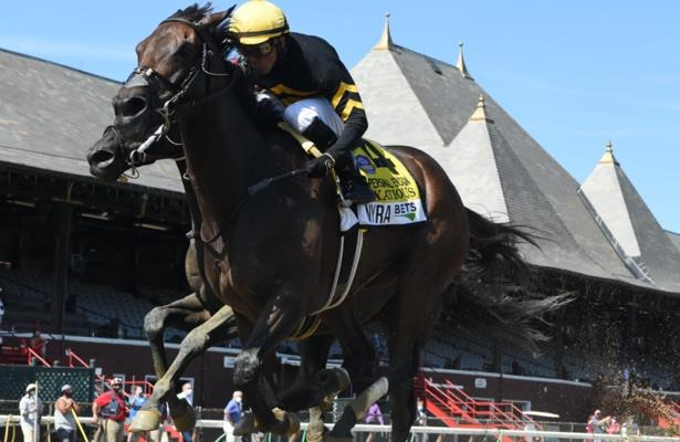 What we learned: Vexatious now a legitimate Distaff contender