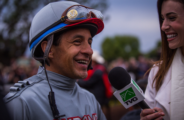 Jockey Espinoza could be 'good to go' for early 2019 return