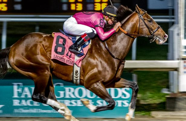 Casse: War of Will injured in Louisiana Derby defeat
