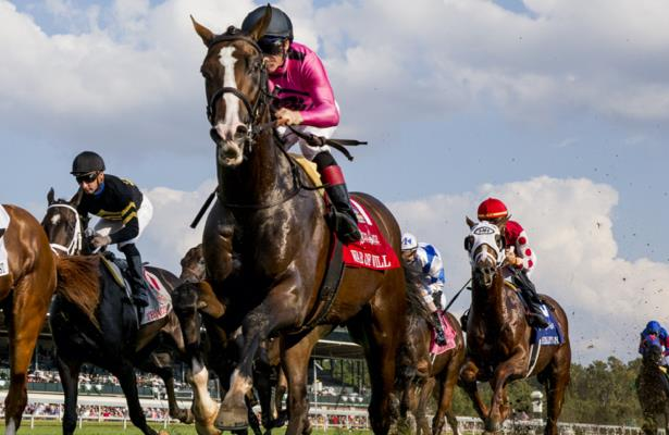 Analysis: 3 Shoemaker Mile alternatives to betting War of Will