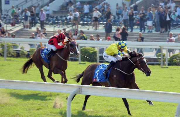 Werther back to his best in Champions & Chater Cup