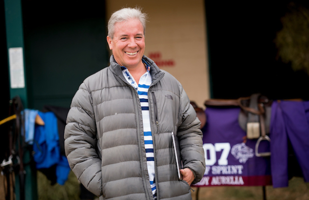 Ward Details His Stacked Breeders Juvenile Turf Sprint Deck