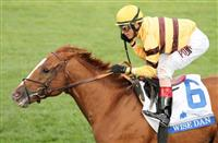 "October 04, 2014: Wise Dan and jockey John Velazquez win the 29th running of the Shadwell Turf Mile Grade 1 ""Win and You're In Mile Division"" $1,000,000 at Keeneland Racecourse for owner Morton Fink and trainer Charles LoPresti . Candice Chavez/ESW/CSM"