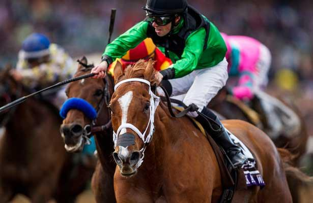 Work All Week: Unlikely Champion Nearing Return