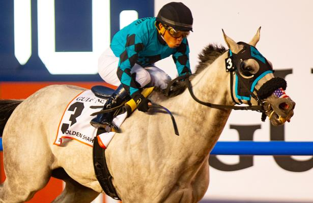 X Y Jet gets his Dubai Golden Shaheen victory; 'He was ready'