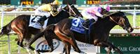 Zardana shocks Rachel Alexandra in the 2010 New Orleans Ladies at the Fair Grounds