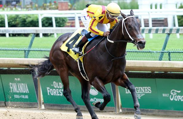 Cazadero, winner of the Bashford Manor, faces 10 in Saratoga Special