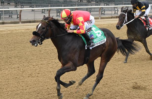 Breeders' Cup Juvenile Fillies: Latest Odds & Preview