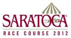 Saratoga Race Course 2012 logo