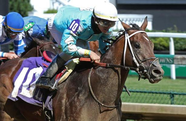 Moquett not rushing Man in the Can after rough Blue Grass trip