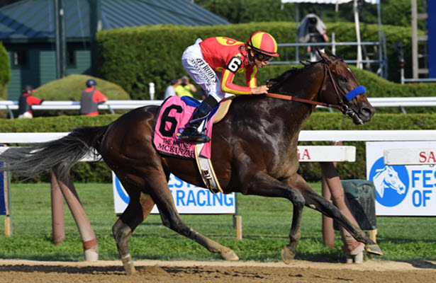 Shifman: McKinzie jumps up in poll after signature Whitney win