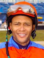 Jockey Patrick Husbands