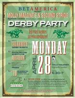 Second Stride Derby Party Bet America