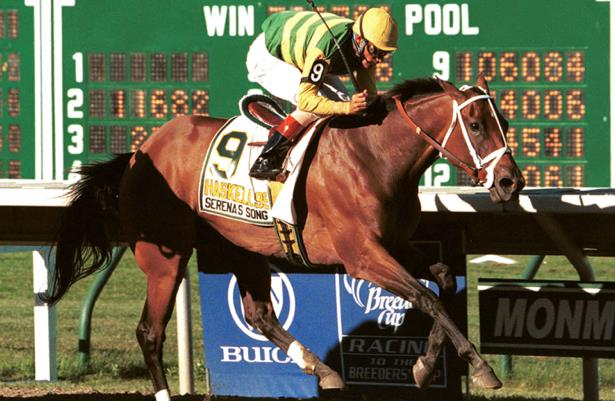 Flashback: Serena's Song refuses to lose in '95 Haskell